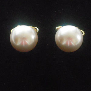 Vintage Avon Icy Pastels Clip Earrings